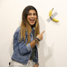 Best of the bunch? Gallery ponders the $164,000 banana question
