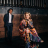 Marta Dusseldorp and Ben Winspear: the thespians who want to reboot Tasmania