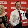 'Total control' paves way for McGowan to tinker with the rules of WA democracy