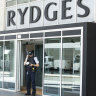 Australian Federal Police at the International Airport Rydges Hotel, one of 10-15 hotels that will be used for mandatory quarantine.
