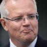 Morrison finishes last in the authenticity stakes
