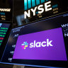 Technology giant Salesforce is reportedly in talks to buy Slack.