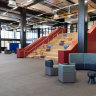 Sydney's new $225 million school has 17 floors, but no library