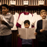 'Little Pavarottis': Boys audition to sing songs of praise with Australia's oldest choir
