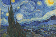 A jewel in the MoMA collection, Van Gogh's Starry Night will remain on display, but in a new context.