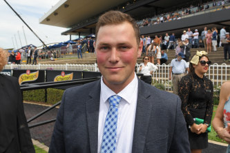 Highwayman: Joseph Ible trained his first Sydney winner with Seeblume,