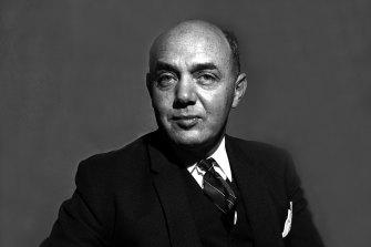 John O'Hara in 1964.