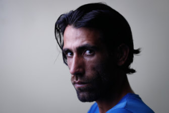 Behrouz Boochani, author of No Friend but the Mountains, is on many writers' must-read lists.