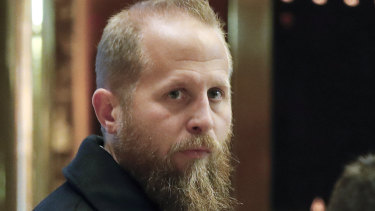 Brad Parscale will lead the President's re-election campaign.