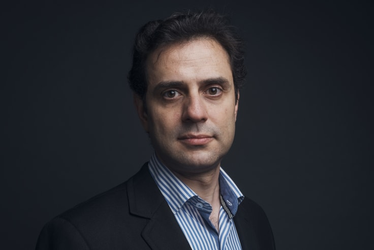 Zaki Mehchy, co-founder of the Syrian Centre for Policy Research.