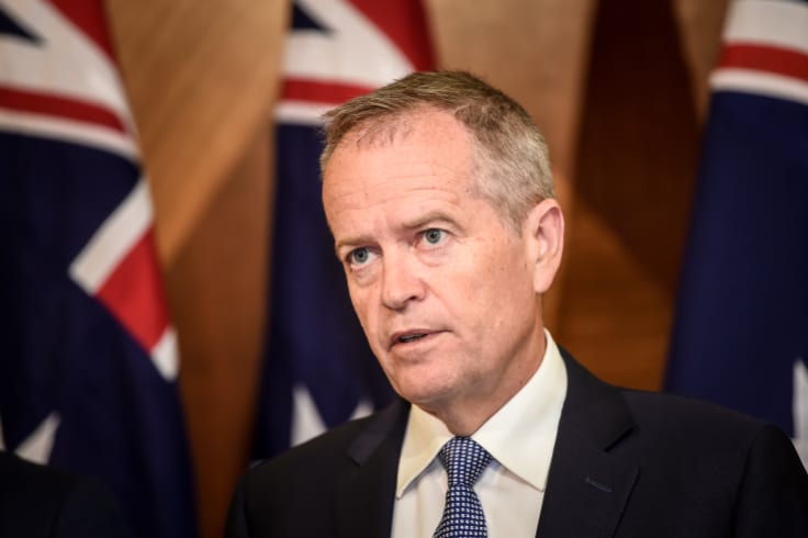 Labor leader Bill Shorten is due to reveal his party's much-anticipated energy sector policy on Thursday.