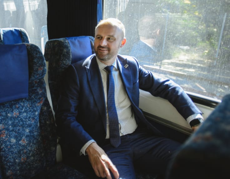 Chief Minister Andrew Barr has announced labour licensing laws will be introduced in the ACT.
