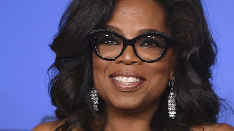 If 2017 proved anything, it's that women can cause disruptive global change if we believe the cause is worthwhile. Here Oprah Winfrey speaks about the #metoo movement at the Golden Globes in January,