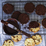 Helen Goh's flourless almond and chocolate crisps