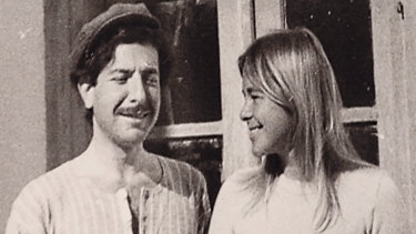 Marianne and Leonard spent much of the 1960s together, their romance inspiring a number of the singer's greatest songs.