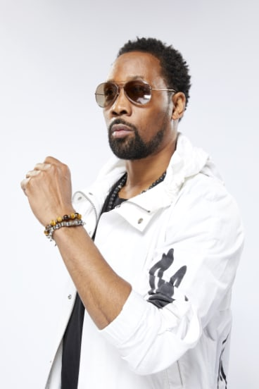 """RZA: """"To play here now, it's a great achievement."""""""