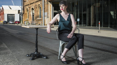 Power structures are beginning to tremble under the weight of ''bullshit'' says the festival's artistic director, Michaela McGuire.