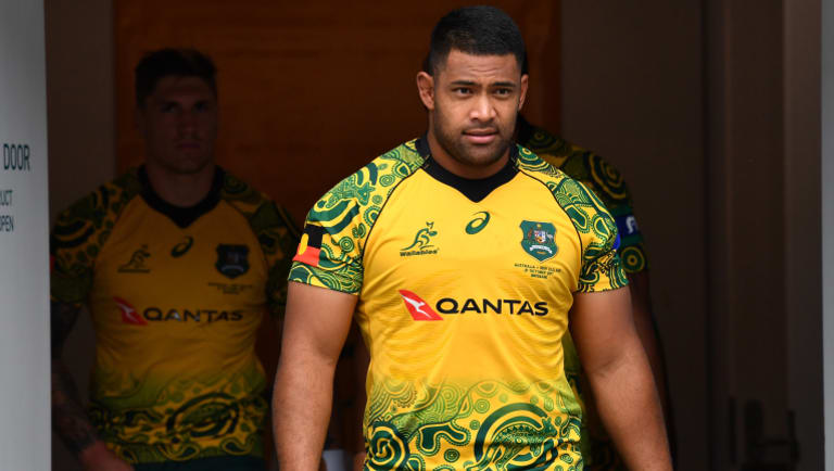 Scott Sio's twin sisters will play for the Waratahs in the inaugural Super W competition this year.