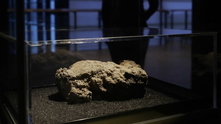 The Museum of London isn't sure how the fatberg will behave as a museum exhibit.