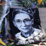 How Ruth Bader Ginsburg's death gave Americans a chance to grieve