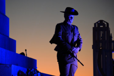 Kings Park Dawn Service: The photos that best captured the ceremony