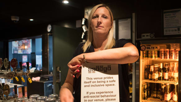 Gig is up for sex pests as pilot scheme tackles harassment at music venues