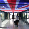 'Progress we can all enjoy': England reopens its doors to Europe, US