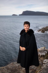 Heather Rose's new novel is about a plan to build a bridge linking Bruny Island with mainland Tasmania.