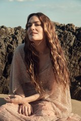 Musician Julia Stone for ethical haircare brand weDo. Stone has accepted her first ambassador role with the brand.