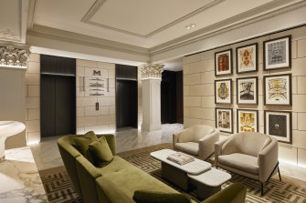 The Hilton in Little Queen Street is among a new crop of Melbourne hotels.