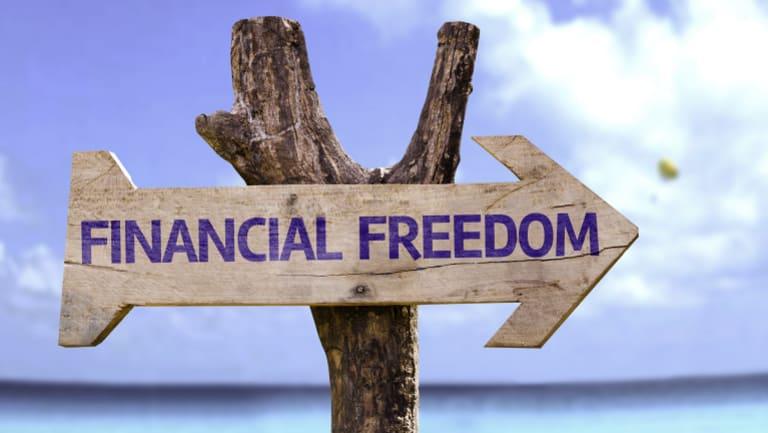 Clear credit card debt to reach financial freedom.