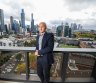 Melbourne apartment building rates 'to fall off a cliff'