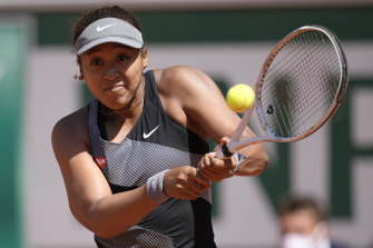 Naomi Osaka says she will not take part in press conferences at the French Open.