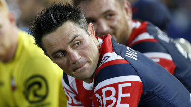 "Cooper Cronk can transform the Roosters' so-called ""transit lounge""."