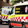 Three stabbed, two critical in 'brutal' attack after Sydney rugby league match