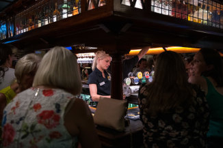 Sydney venues starting to recover from the financial impact of the lockout laws were dealt a second blow by coronavirus restrictions.