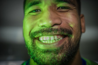Havili hopes to have a contract extension finalised in the coming weeks.