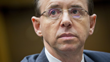 Rod Rosenstein, deputy attorney general