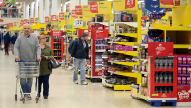 Groceries already cost less in Britain than Australia.