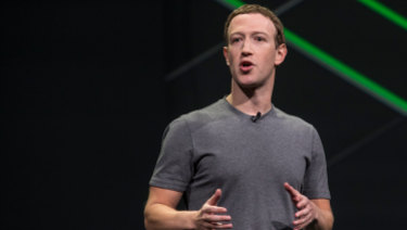 "Mark Zuckerberg: ""I'm serious about doing what it takes to protect our community."""