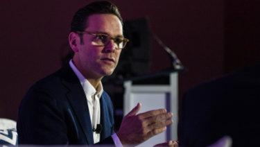 James Murdoch, chief executive of 21st Century Fox.