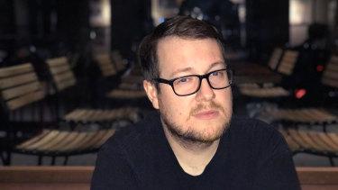 Dogecoin founder Jackson Palmer.