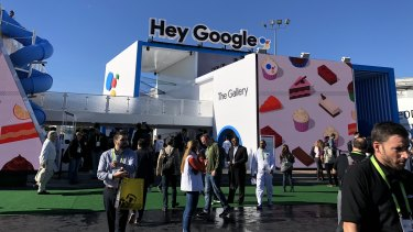 'Hey Google' may as well be the official slogan of this year's CES.