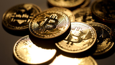 There have been three waves of weakness since Bitcoin peaked in December.