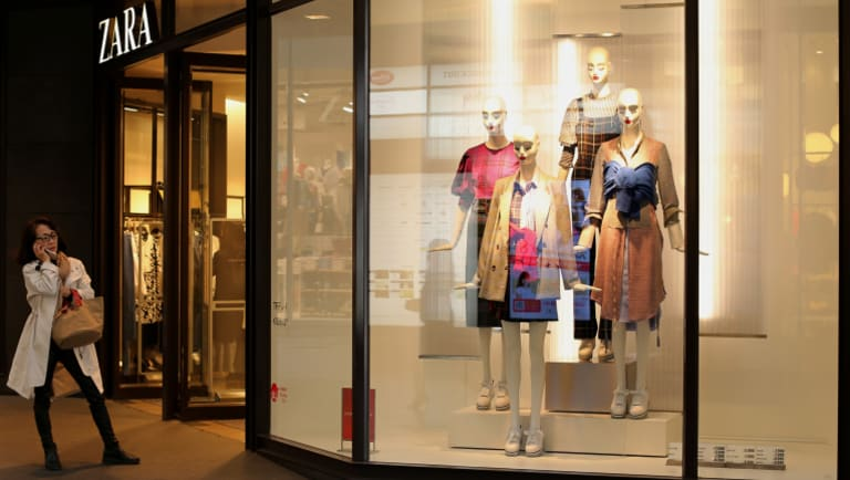 Zara is now available online in Australia, seven years after it launched bricks and mortar stores.