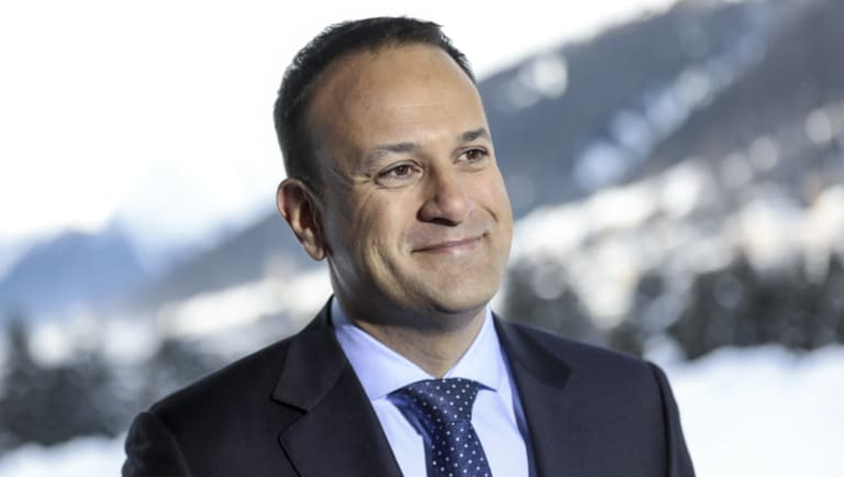 Ireland's Prime Minister Leo Varadkar will campaign to change abortion laws.