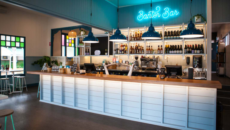 Banter Bar & Restaurant is the latest addition to the Southpoint precinct in South Bank.