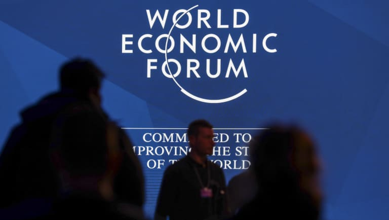 There will be a number of issues on the agenda at this week's World Economic Forum.