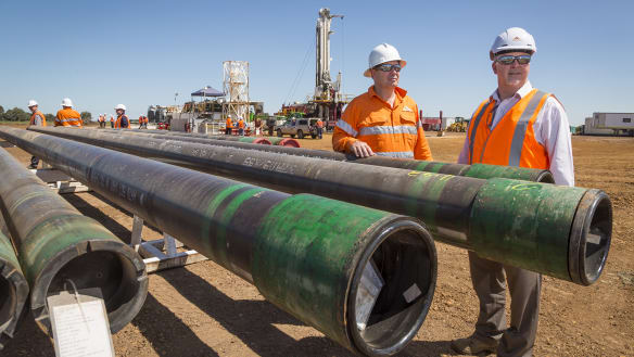 Gas field boosts its reserves by more than 400 per cent