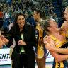 Lightning coach Noeline Taurua quits club to return to NZ